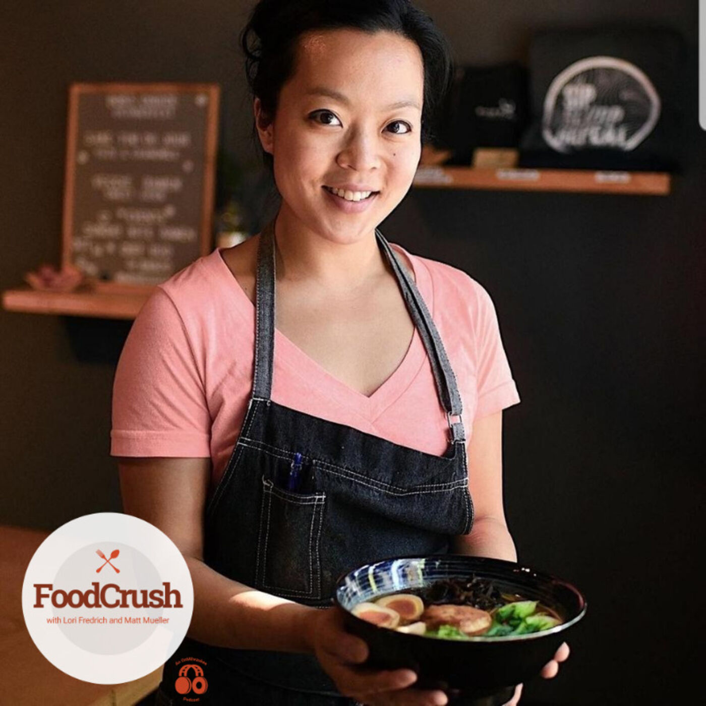 Community, advocacy & change: A conversation with Chef Francesca Hong