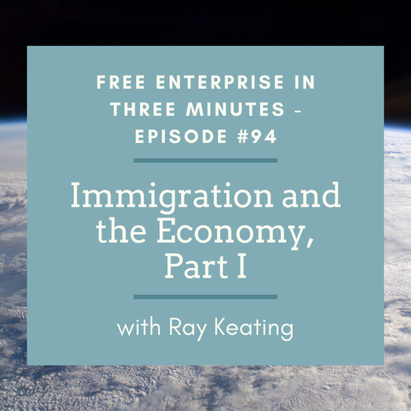 Episode #94: Immigration and the Economy, Part I