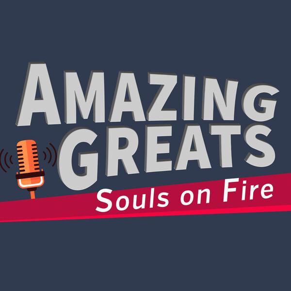 Amazing Greats Podcast Artwork Image