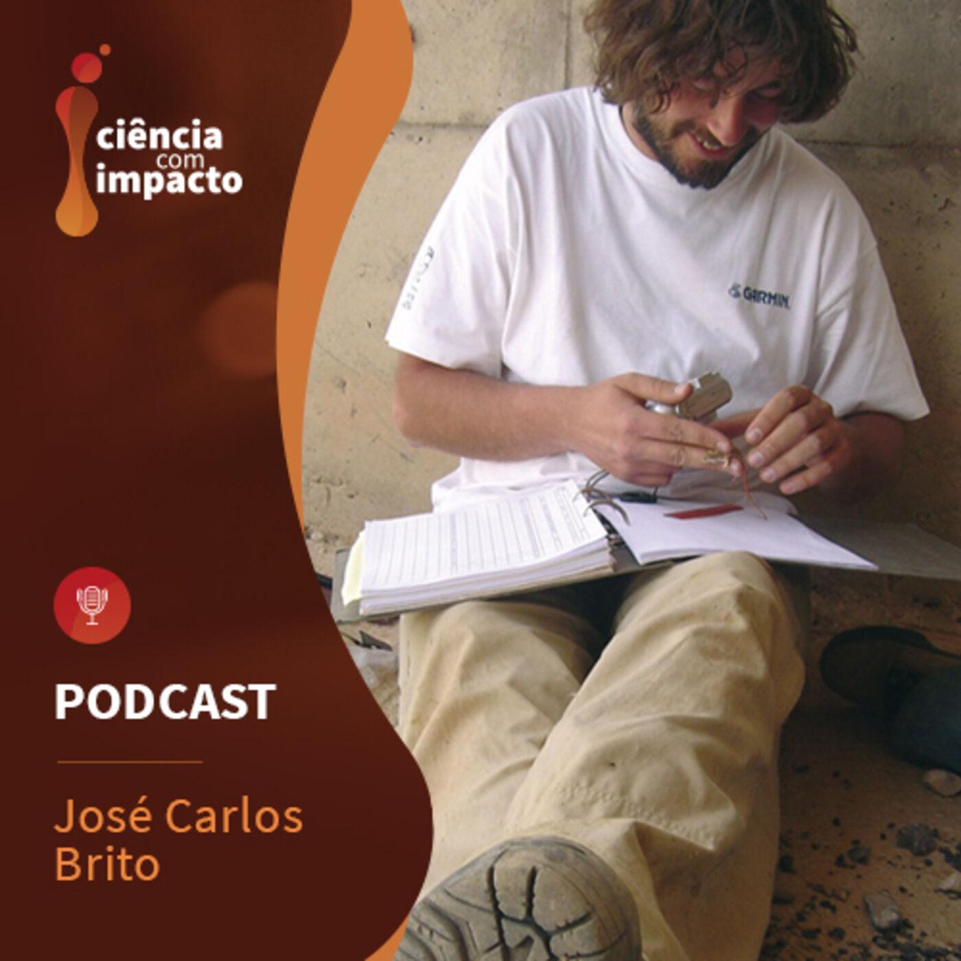 Podcast T1E4: José Carlos Brito - A diversidade Biológica dos Desertos