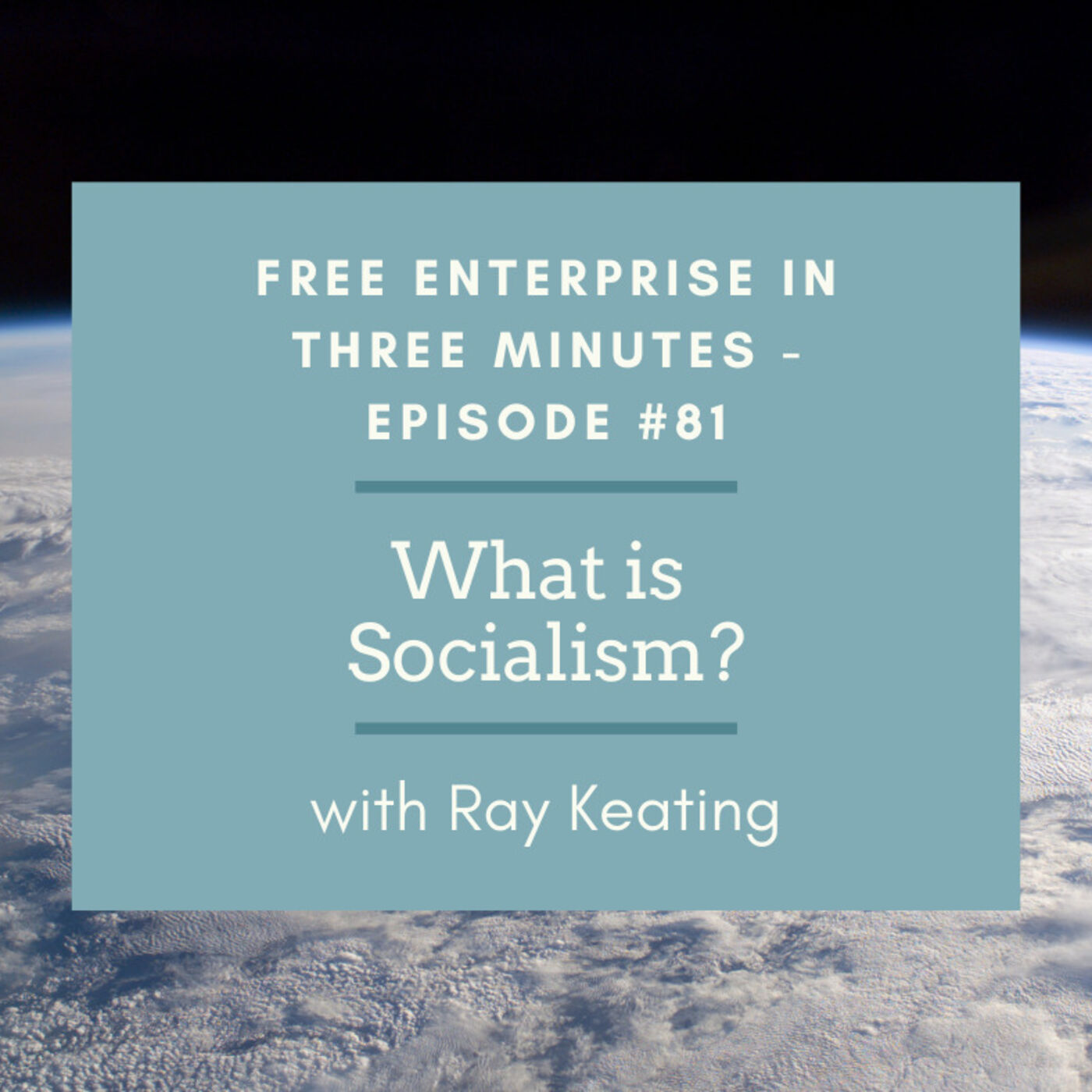 Episode #81: What is Socialism?