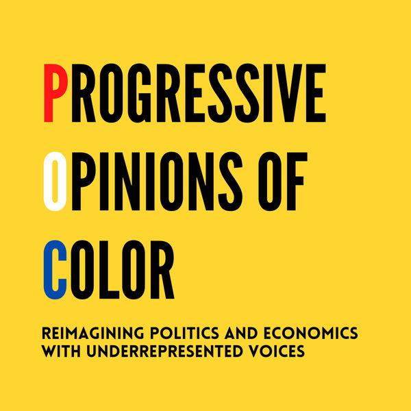 POC Podcast - Progressive Opinions of Color Podcast Artwork Image