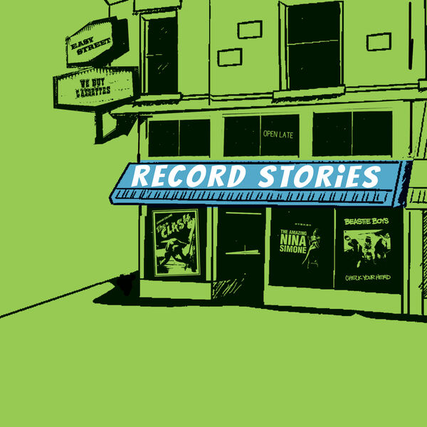 Record Stories Podcast Artwork Image