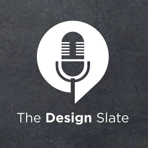 The Design Slate Podcast Artwork Image