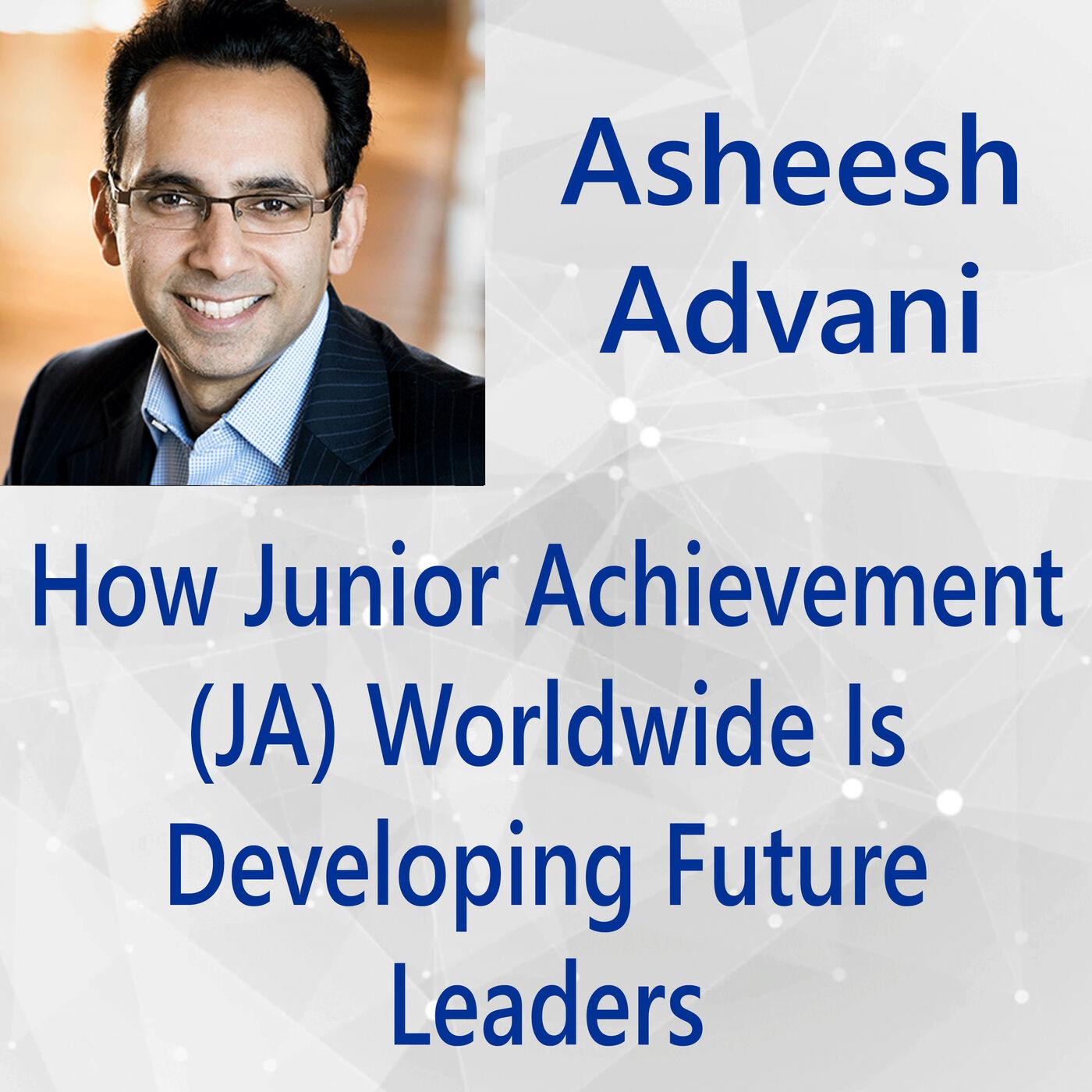 109: How Junior Achievement (JA) Worldwide Is Developing Future Leaders