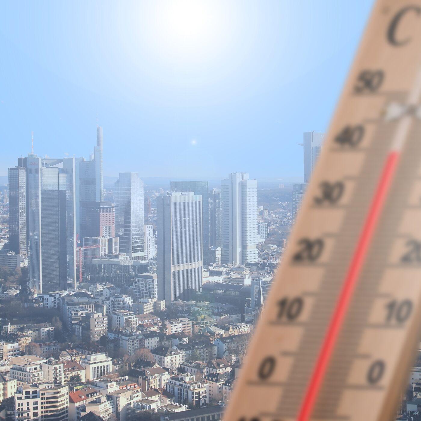 Extreme Heat & Urban Planning