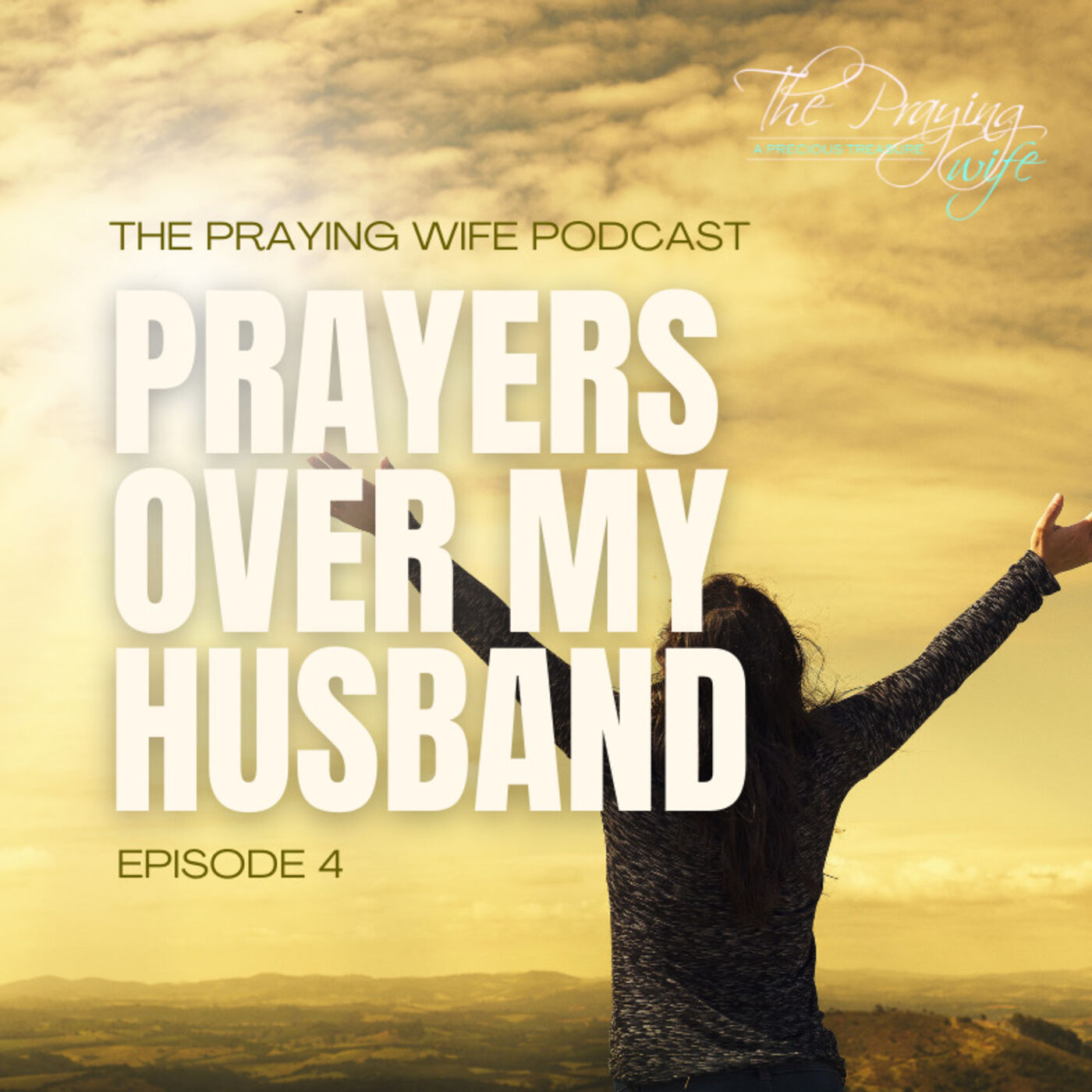 Prayers Over My Husband