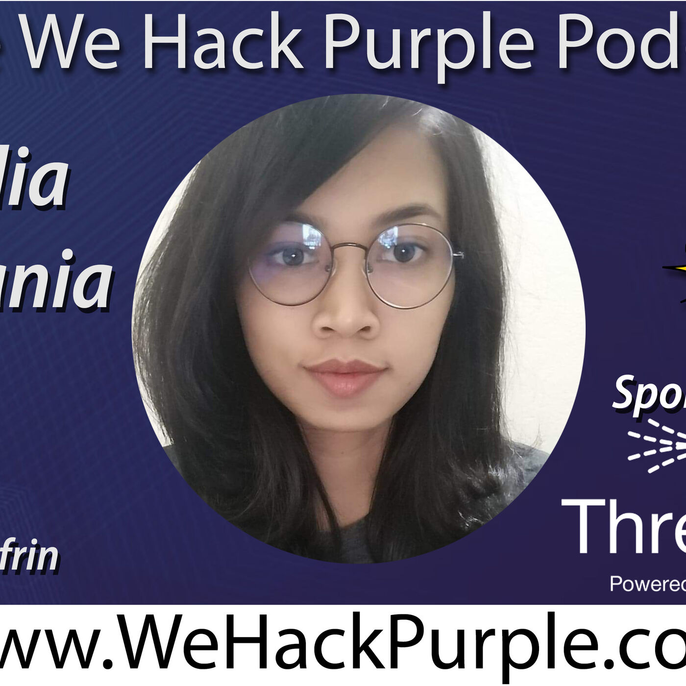 We Hack Purple Podcast 18 with Mehidia Afrin Tania