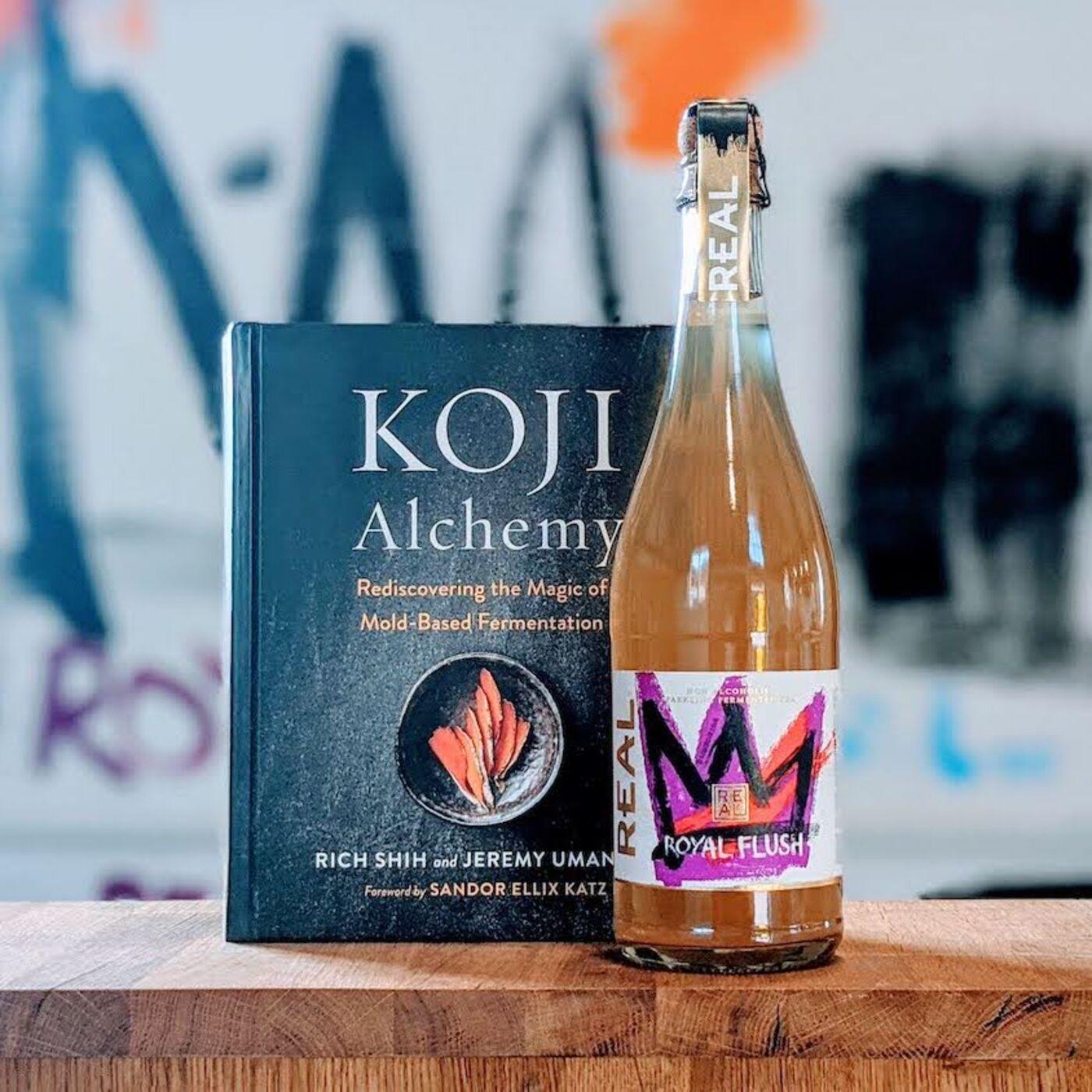 Koji Alchemy - A podcast interview with Jeremy Umansky and Rich Shih