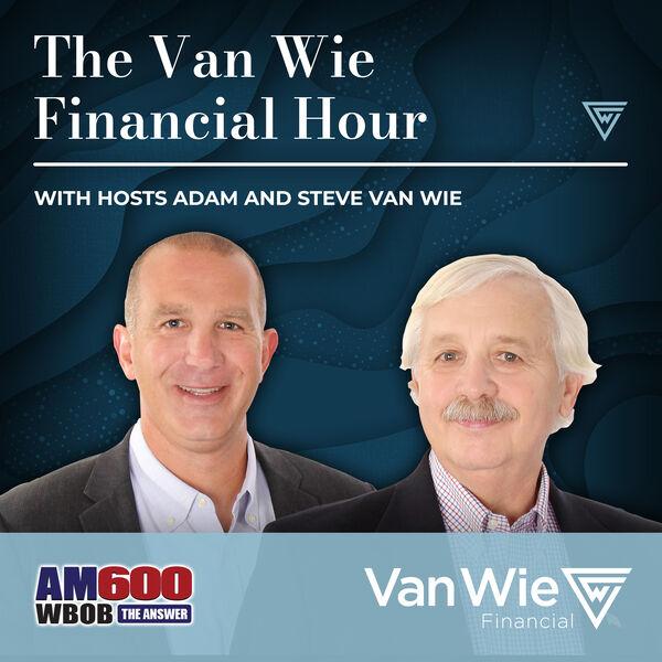 The Van Wie Financial Hour Podcast Artwork Image