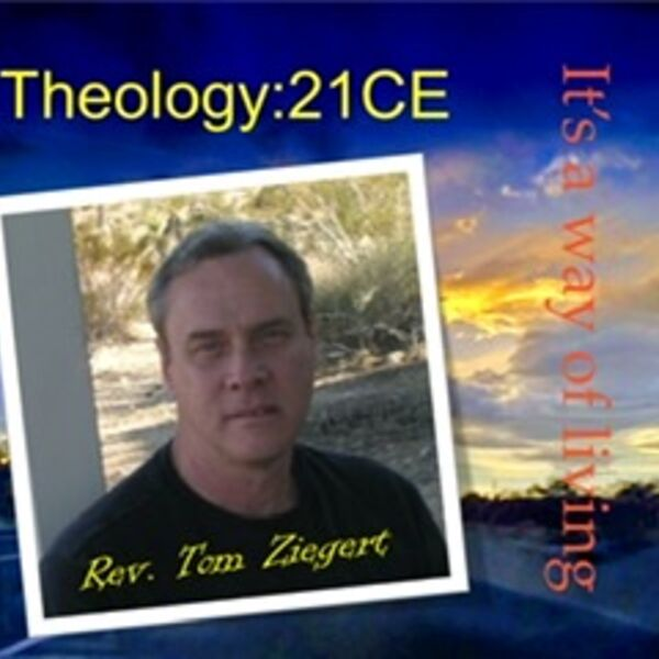 Theology:21CE Podcast Artwork Image