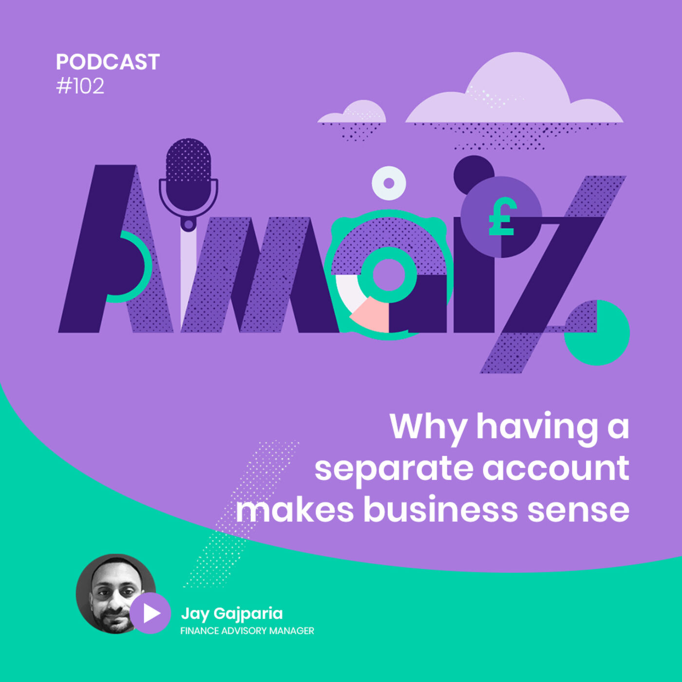Amaiz: Why have a separate account makes business sense