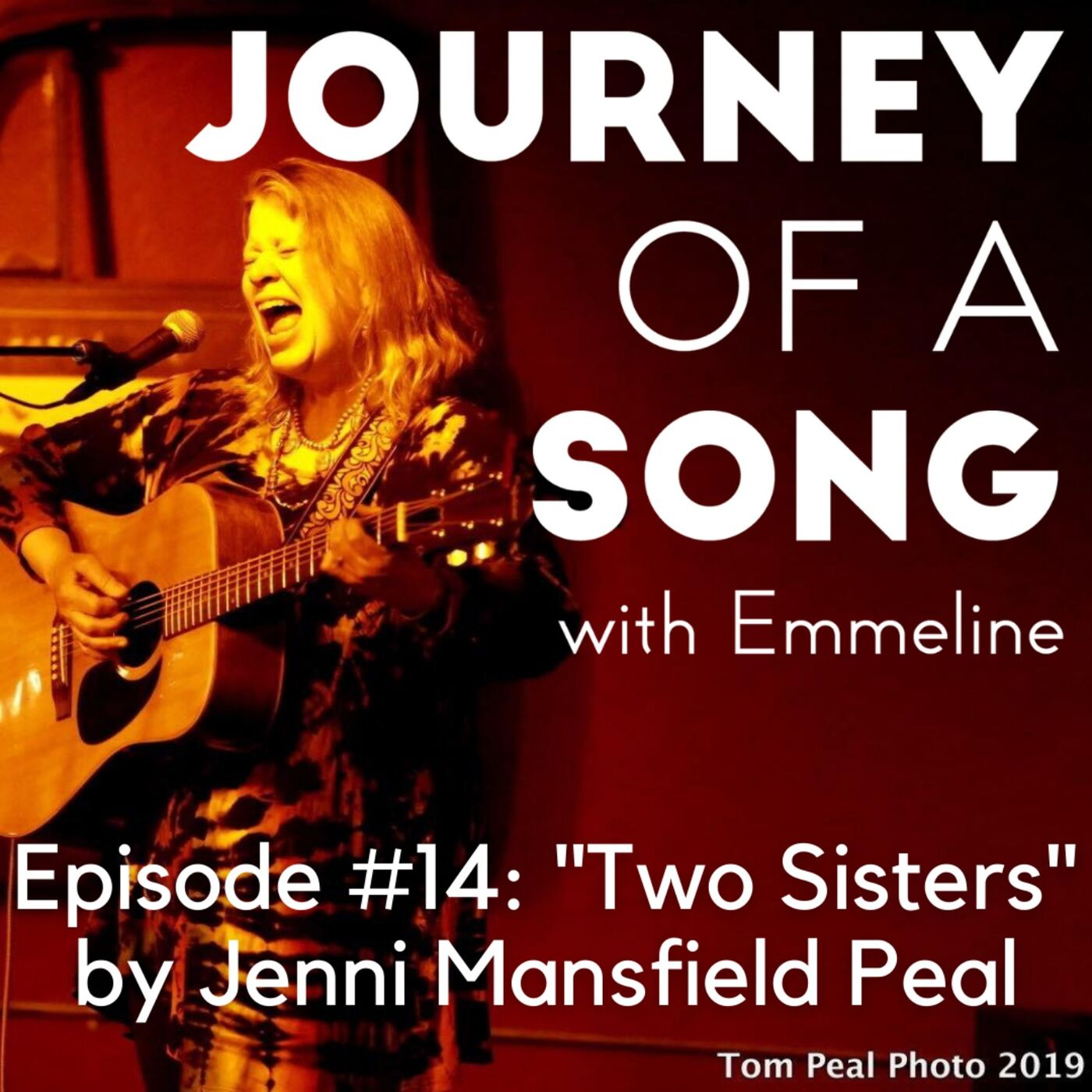 """Episode 14: """"Two Sisters"""" by Jenni Mansfield Peal"""