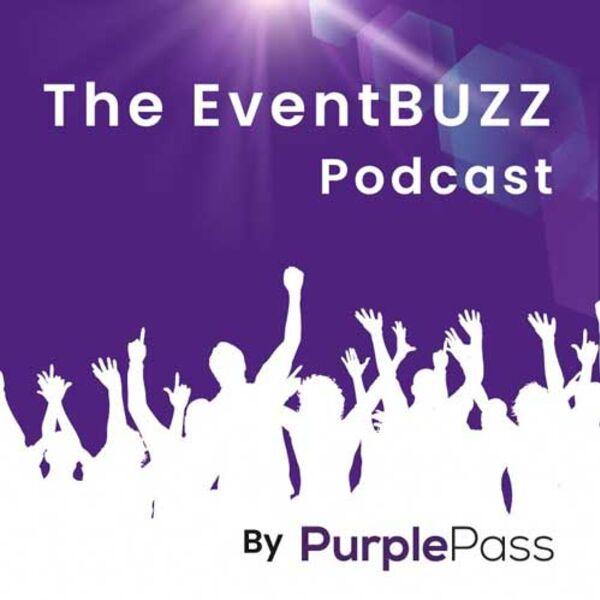 The EventBuzz podcast Podcast Artwork Image