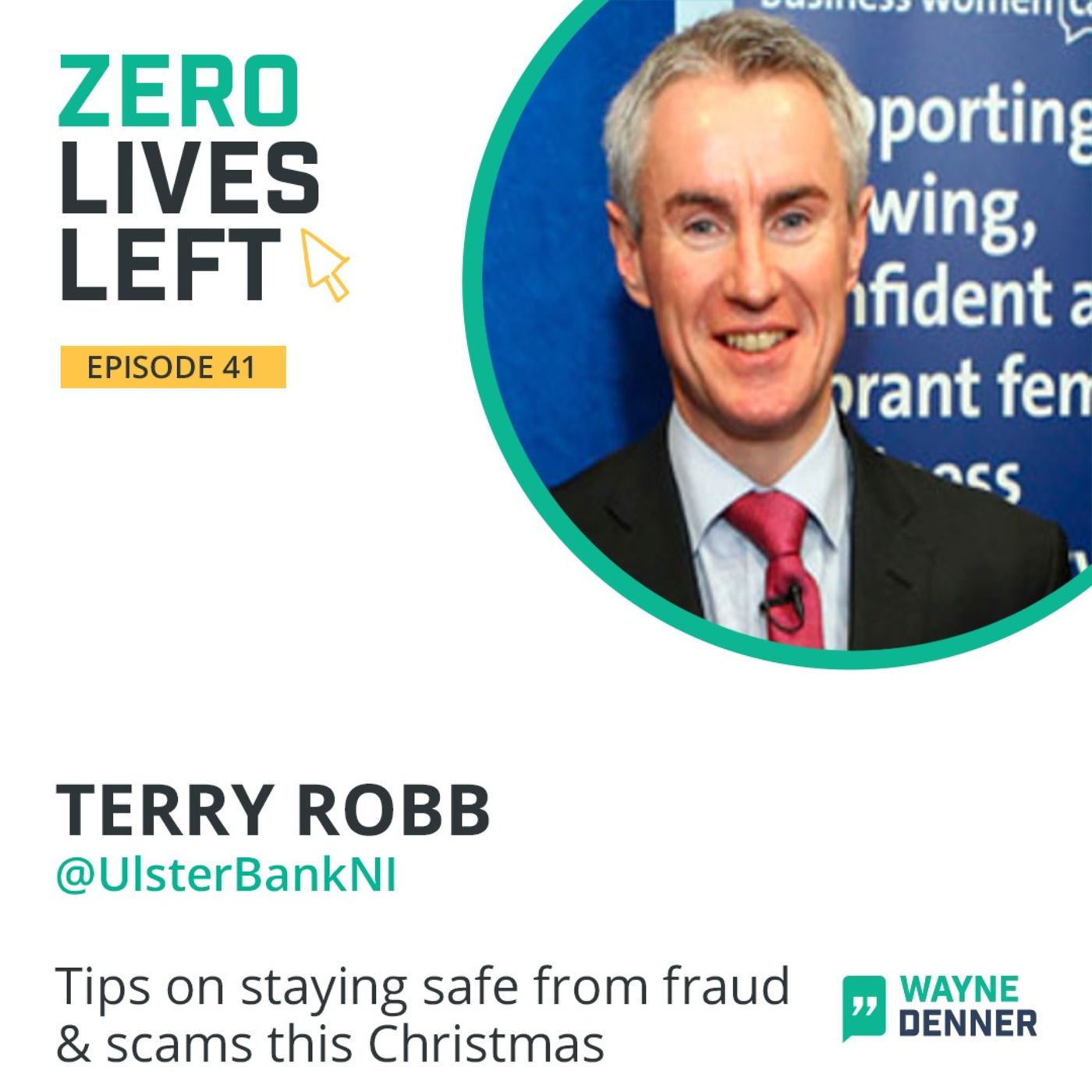 41 Interview with Terry Robb Ulster Bank