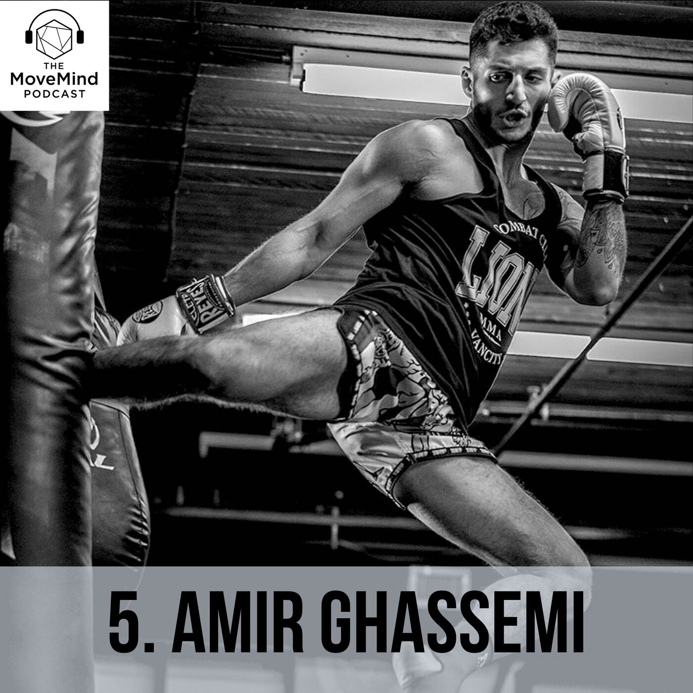 Amir Ghassemi on The Art Of Charm, How To Cut Weight and Teaching Women How To Protect Themselves (#5)
