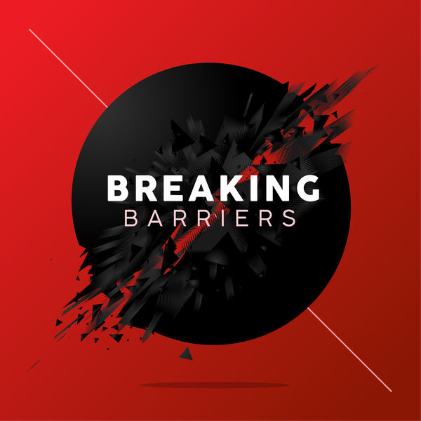 Breaking Barriers Podcast Artwork Image