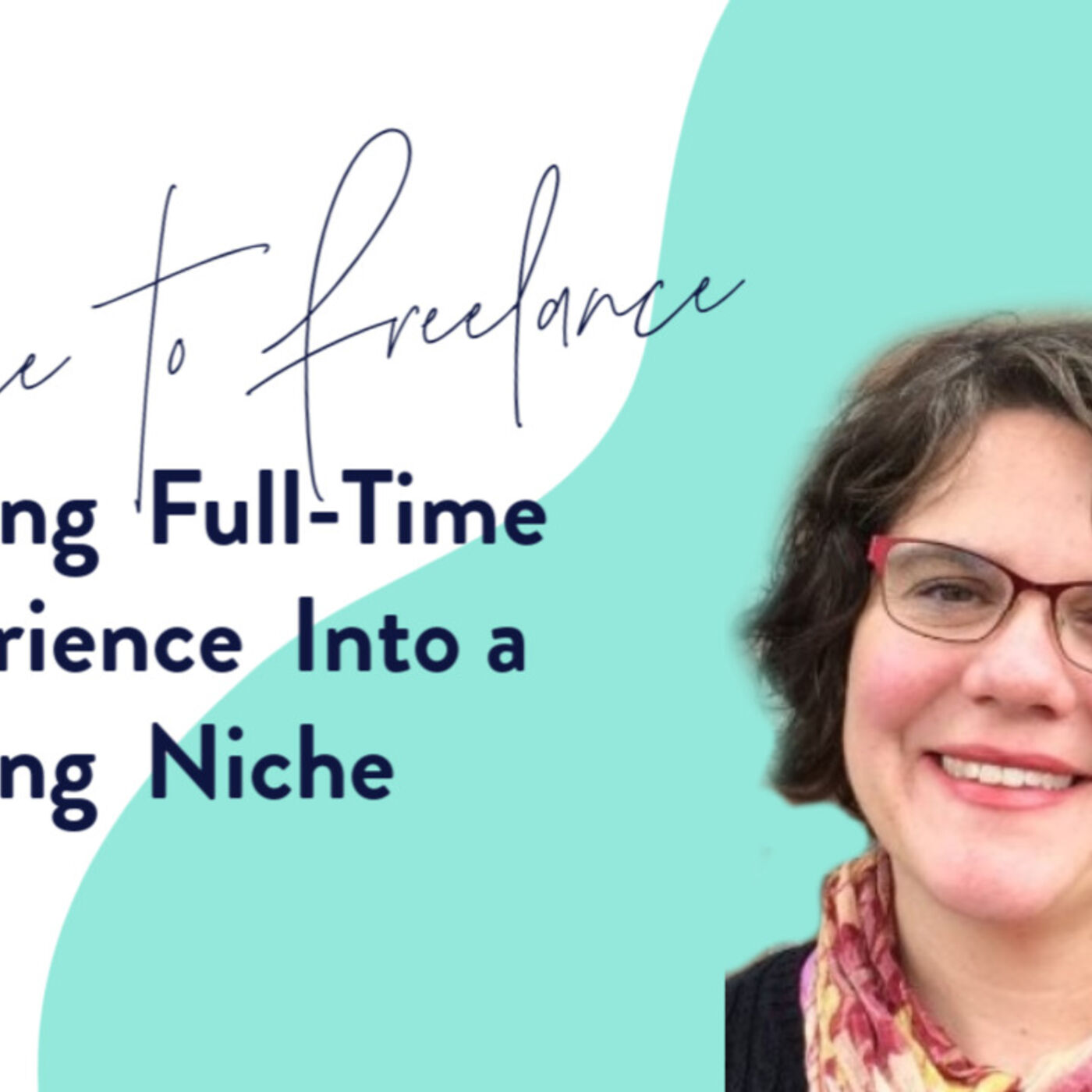 Turning Full-Time Experience It Into a Writing Niche
