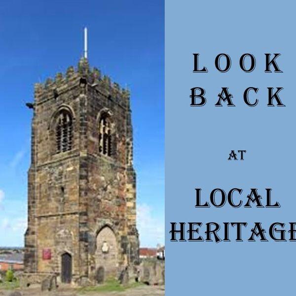 Look Back Heritage Podcast Artwork Image