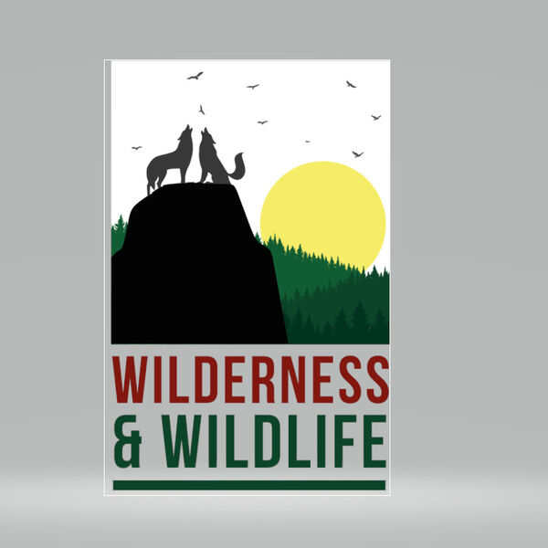 WILDERNESS & WILDLIFE Podcast Artwork Image