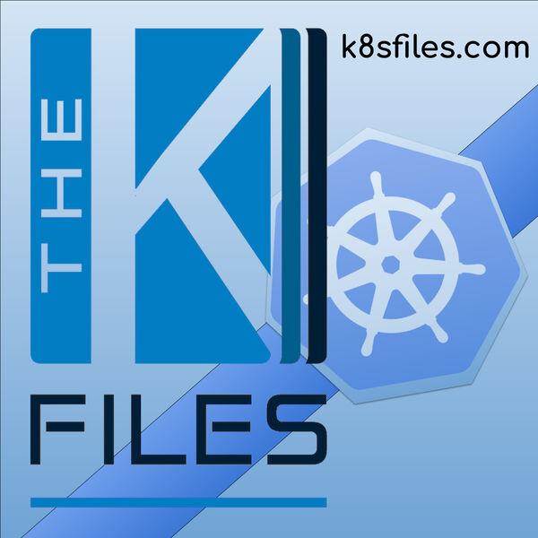 The K Files Podcast Artwork Image