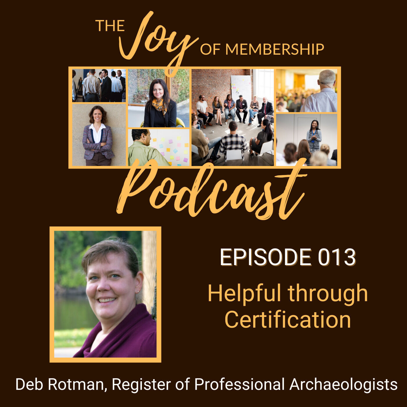 Helpful through Certification: Register of Professional Archaeologists
