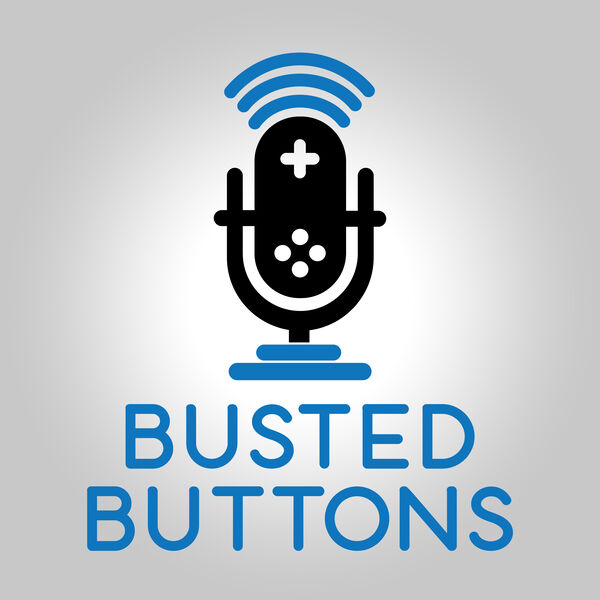 Busted Buttons Podcast Artwork Image