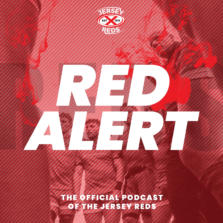 Episode 3 - Jersey Reds Women Special ft. Lauren Lowe, Conor Joyce & James Newey