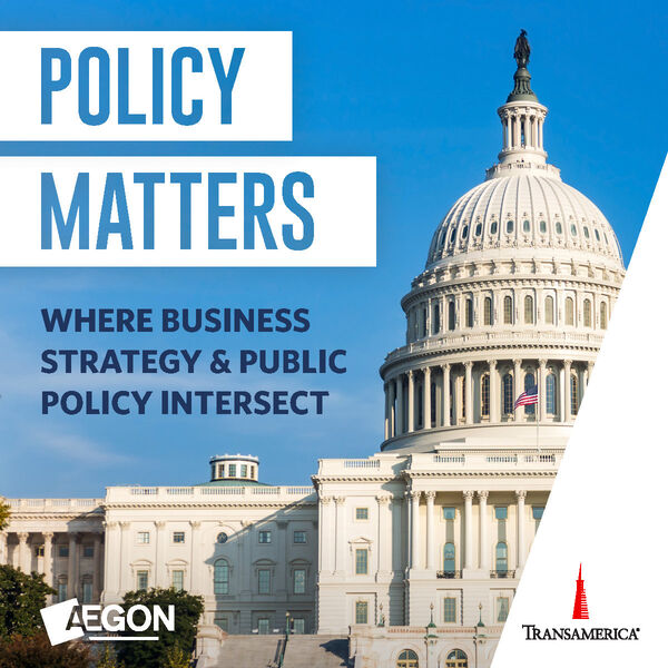 Policy Matters Podcast Artwork Image