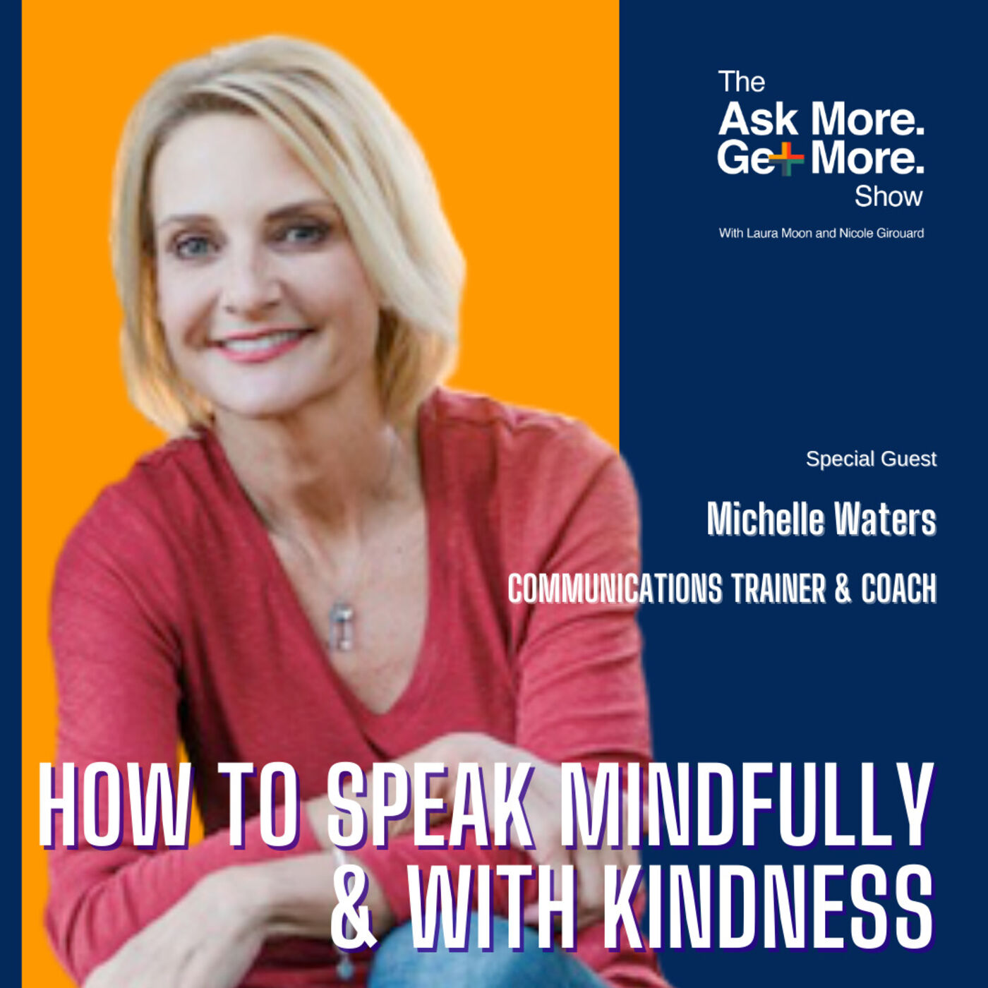 A Paycheque is Not Recognition - How to Speak Mindfully at Work [Michelle Waters]