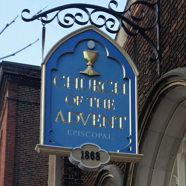 Church of the Advent, Baltimore Homilies Podcast Artwork Image