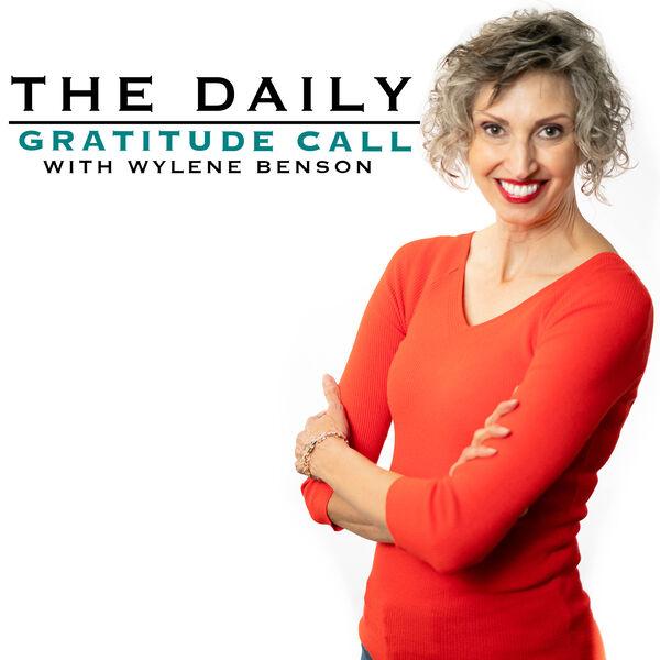 Daily Gratitude Call  Podcast Artwork Image