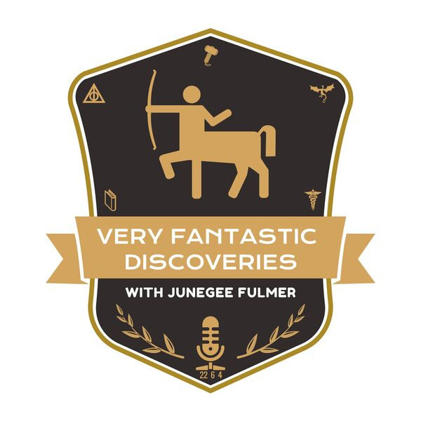 Very Fantastic Discoveries Podcast Artwork Image
