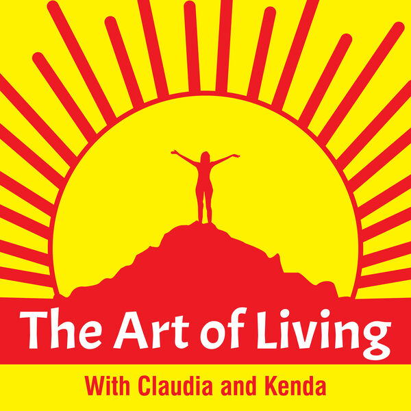 The Art of Living Podcast Artwork Image