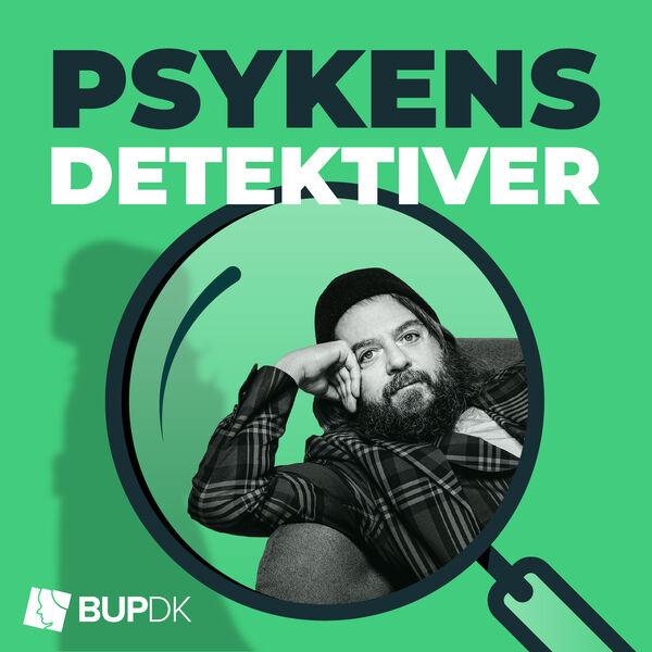 Psykens Detektiver Podcast Artwork Image