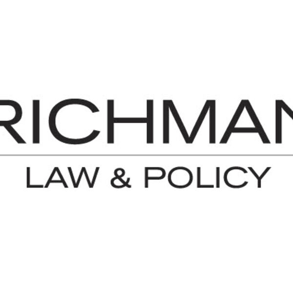 Richman Law & Policy Podcast Artwork Image