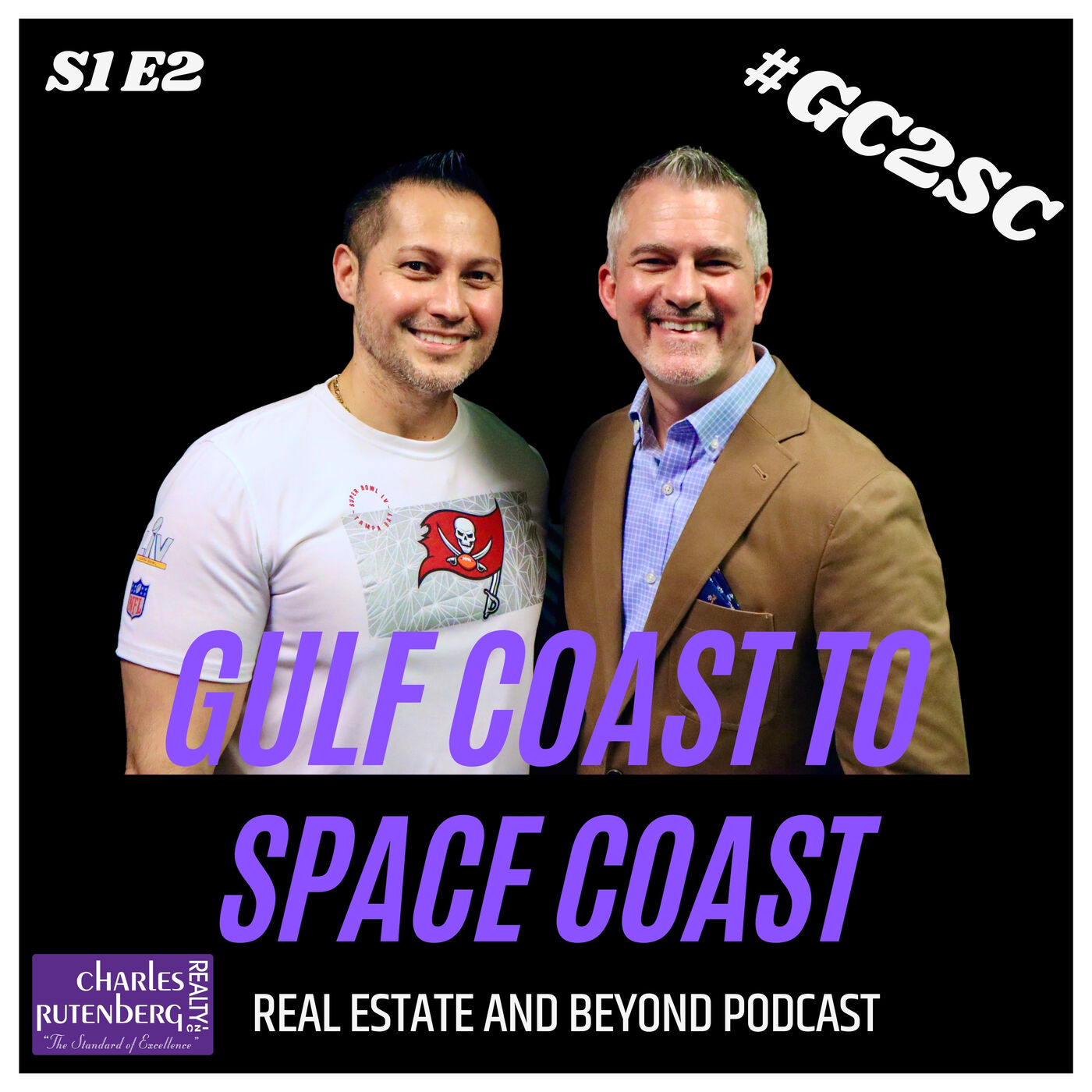 Gulf Coast 2 Space Coast - David and Fred talk Real Estate during the Pandemic
