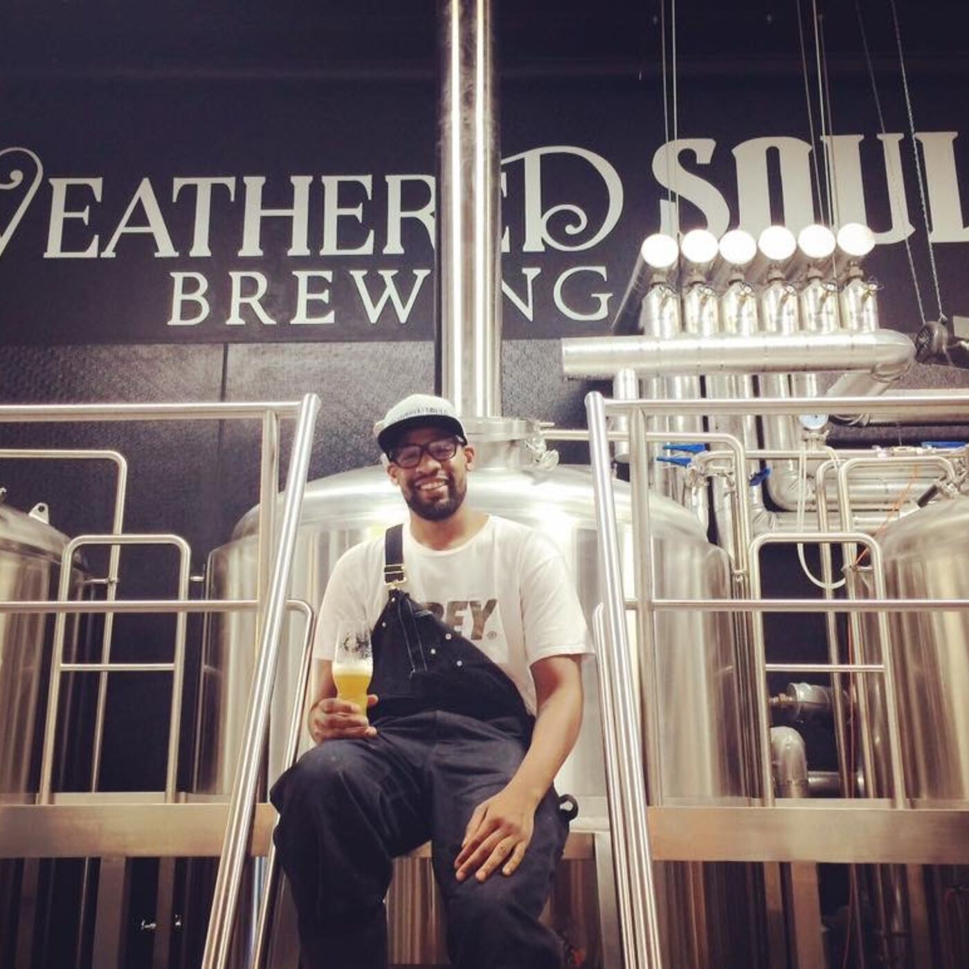 Inside the Brewery: Black is Beautiful