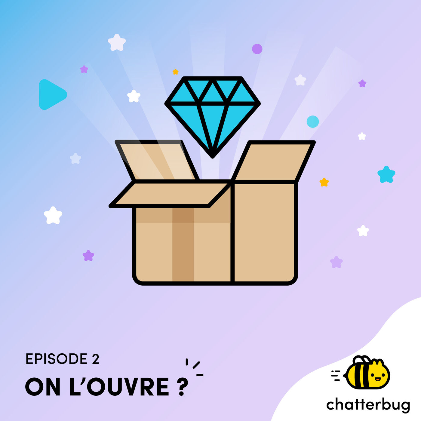 Episode 2 - On l'ouvre ?