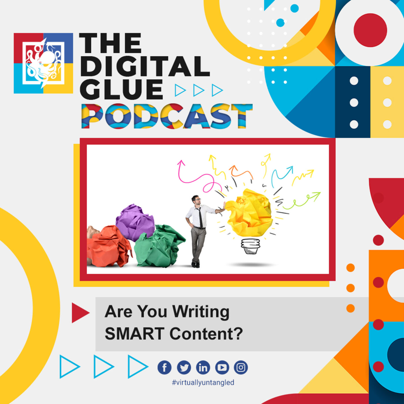 EP: 16 - Are You writing SMART Content?