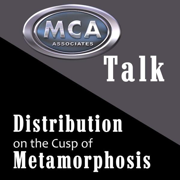 Distribution on the Cusp of Metamorphosis  Podcast Artwork Image