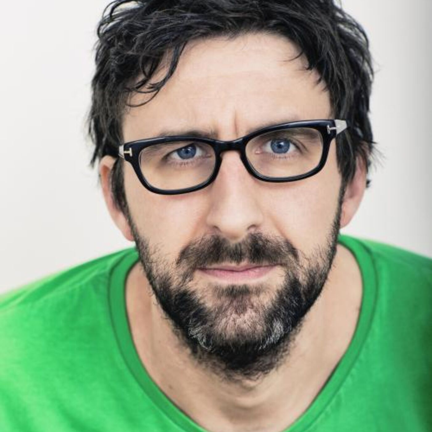 Comedian Mark Watson - depression, suicide and the shit stupid year of 2020 (Part One)