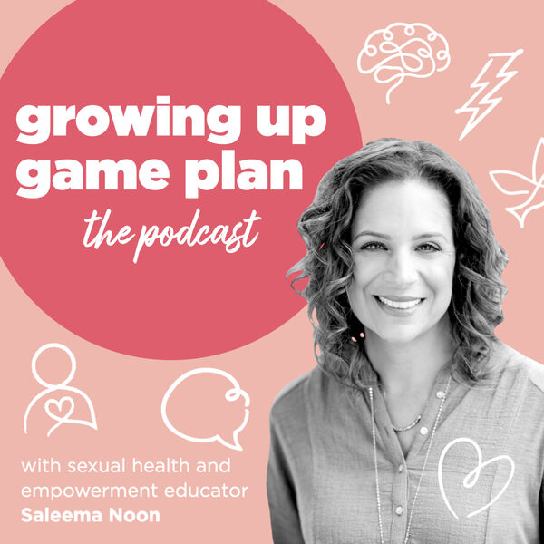 Growing Up Game Plan: The Podcast Podcast Artwork Image