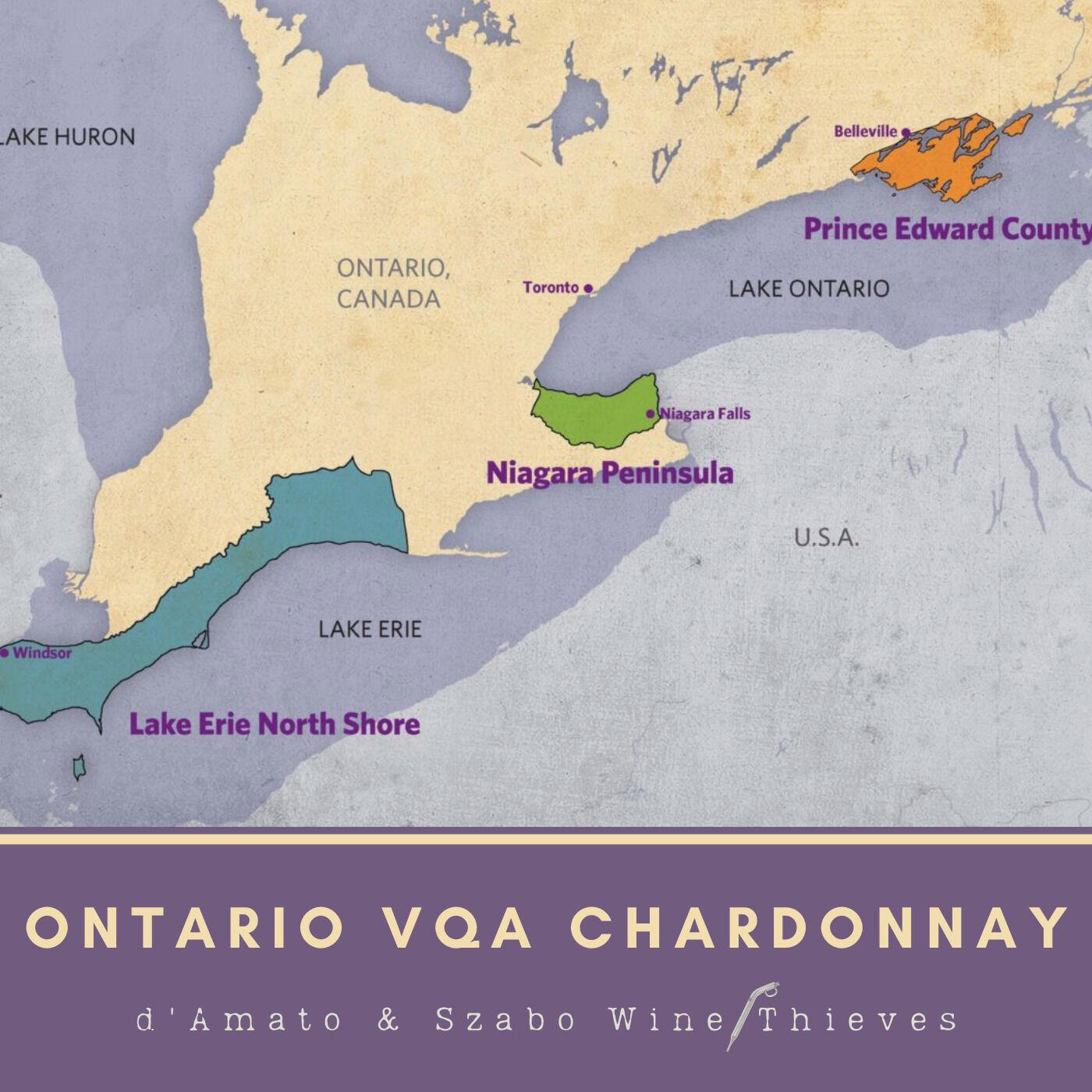 Ontario VQA Chardonnay