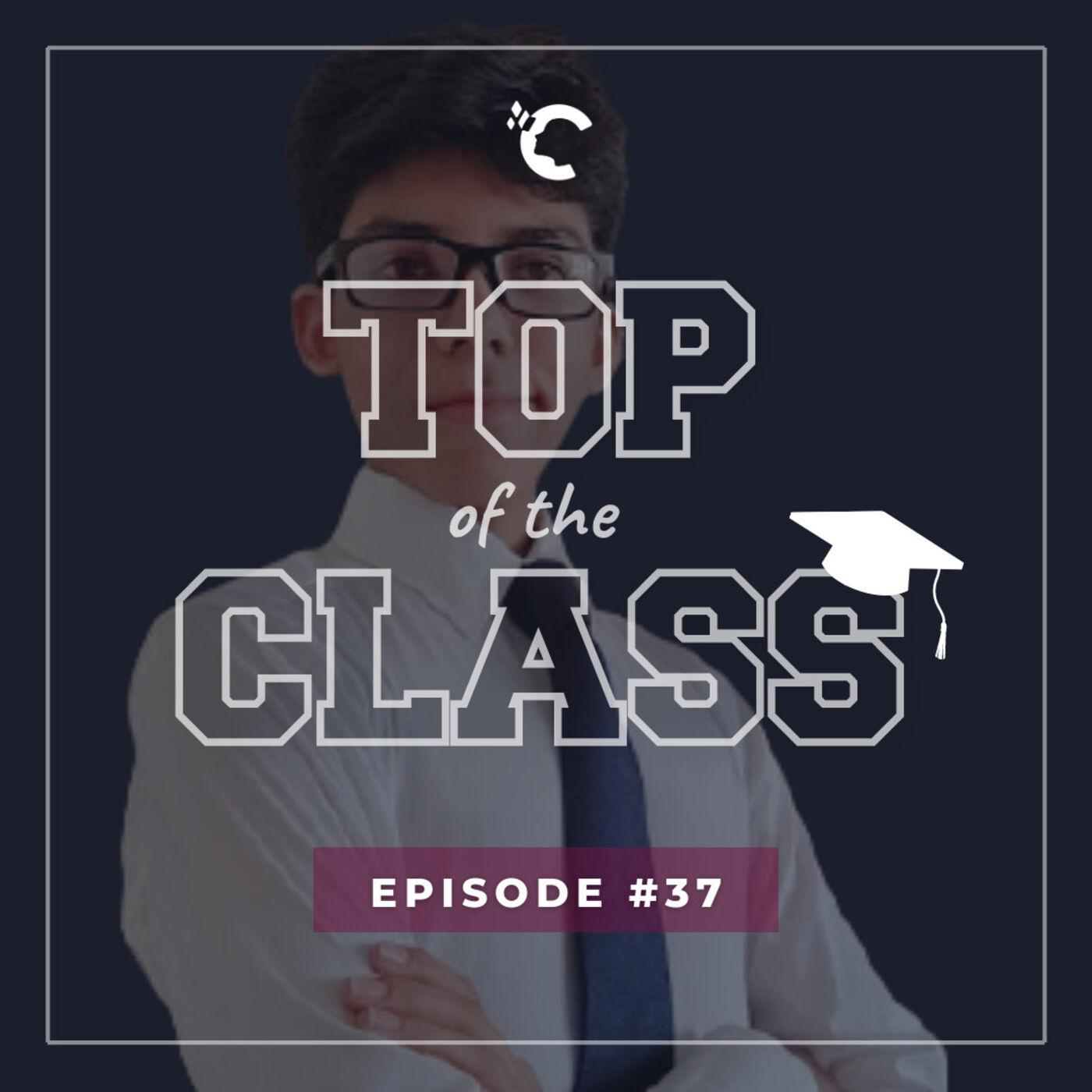 #37 Cryptos, Gamestop and Getting a Finance Internship in Year 10