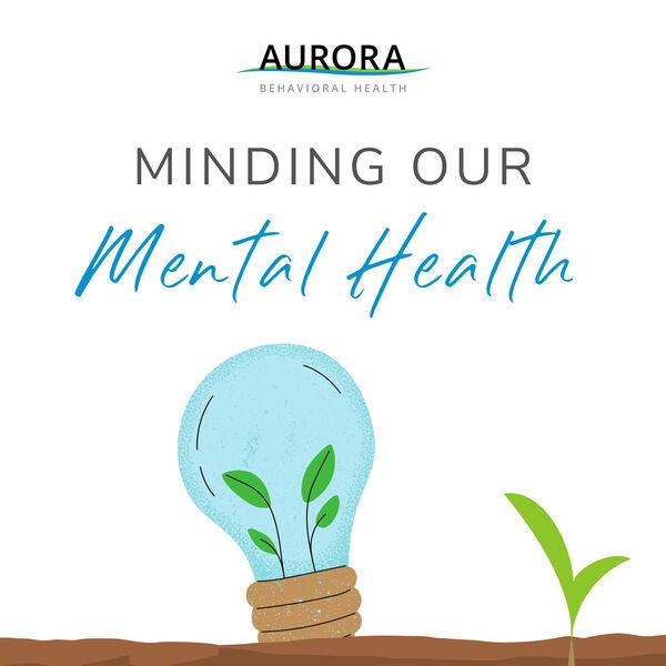 Minding Our Mental Health  Podcast Artwork Image