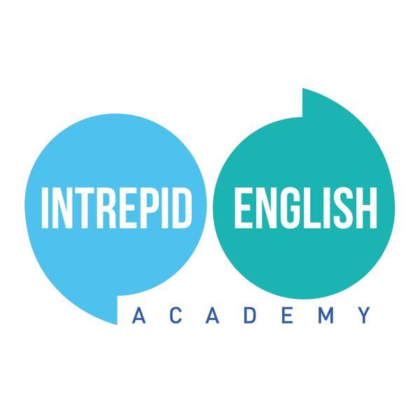 Intrepid English Podcast Podcast Artwork Image