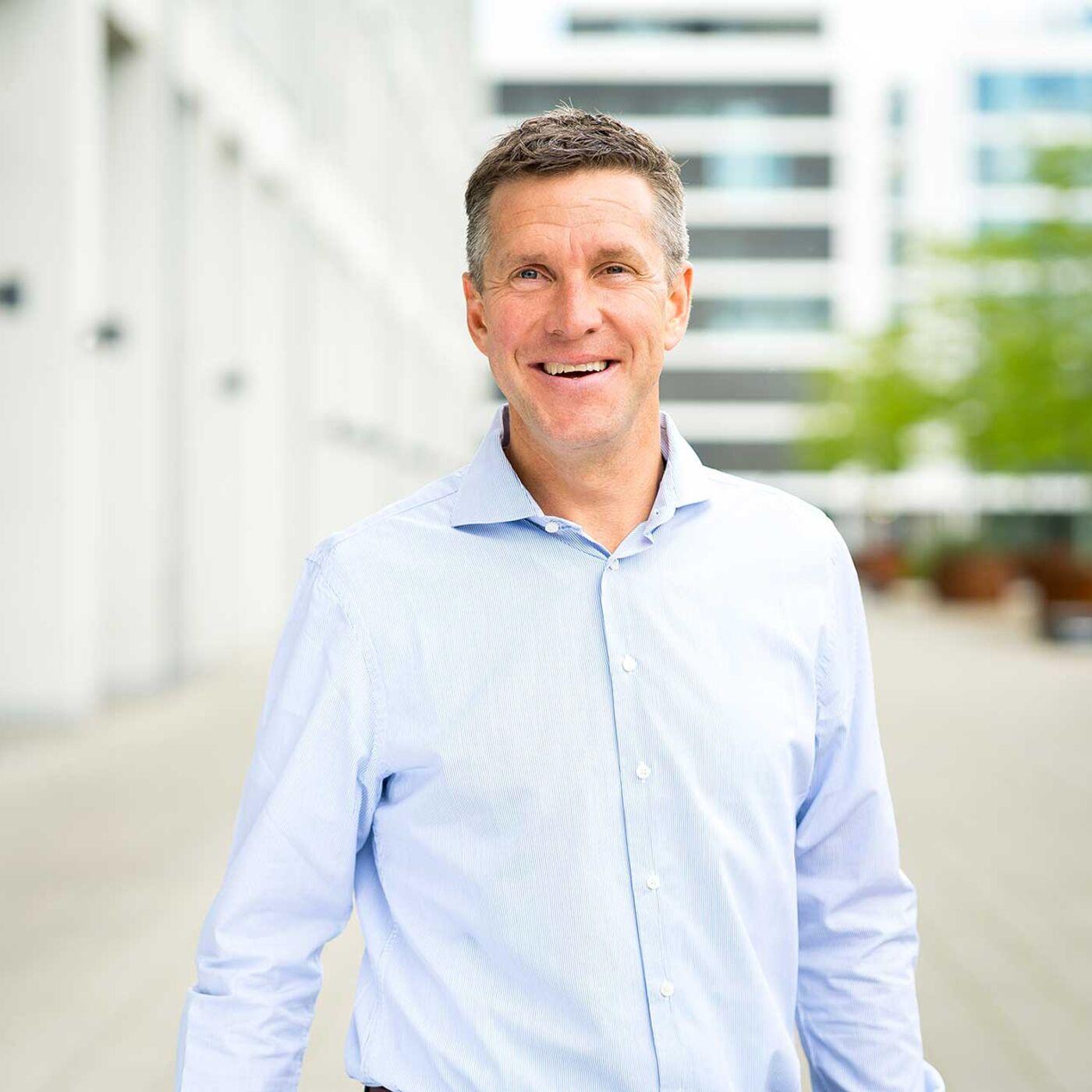 Stephan Sieber CEO of Transporeon