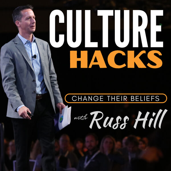 The Culture Hacks Podcast Podcast Artwork Image