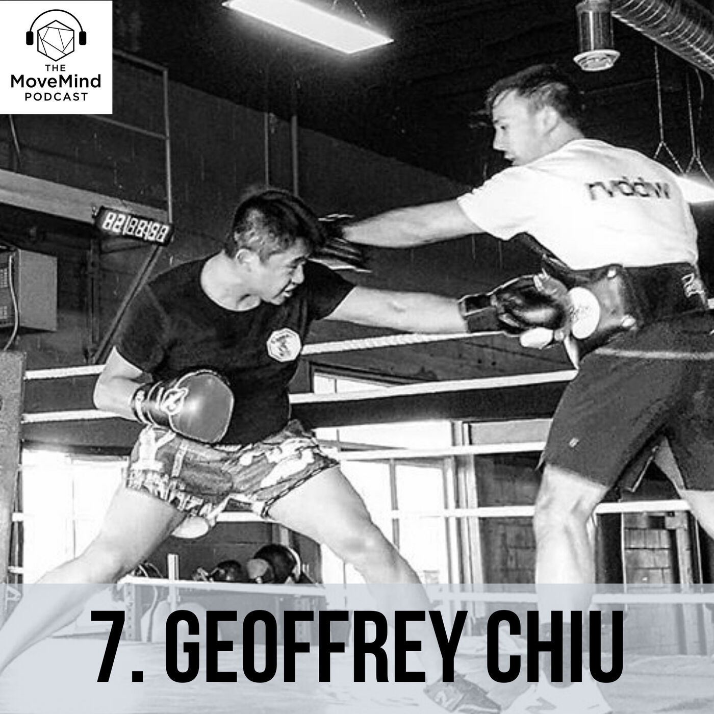 Geoffrey Chiu on Bridging The Gap, The Power of the Grappling Mindset and Common Training Mistakes to Avoid (#7)